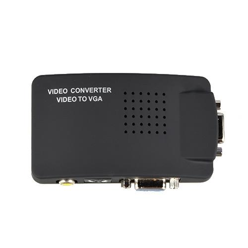 77avdvd_rca composite av s-video to vga converter box for dvd dvr