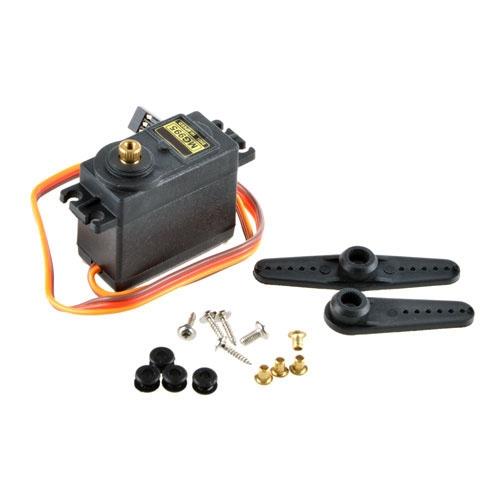 mg995 high speed digital metal gear 2bb torque rc