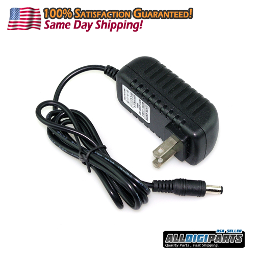 9v 2a ac adapter charger for roland pcr 300 rd 300sx gx rs 5 9 power supply psu ebay. Black Bedroom Furniture Sets. Home Design Ideas
